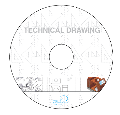 CD cover-techdrawingCD CD Disc Label